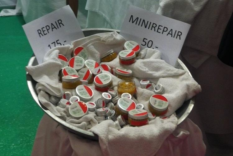 Mit yndlings produkt: Repair er den bedste all-around creme, som jeg har prøvet.